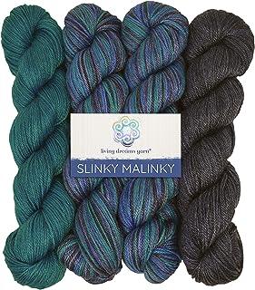 Teenage Dream hand dyed yarn