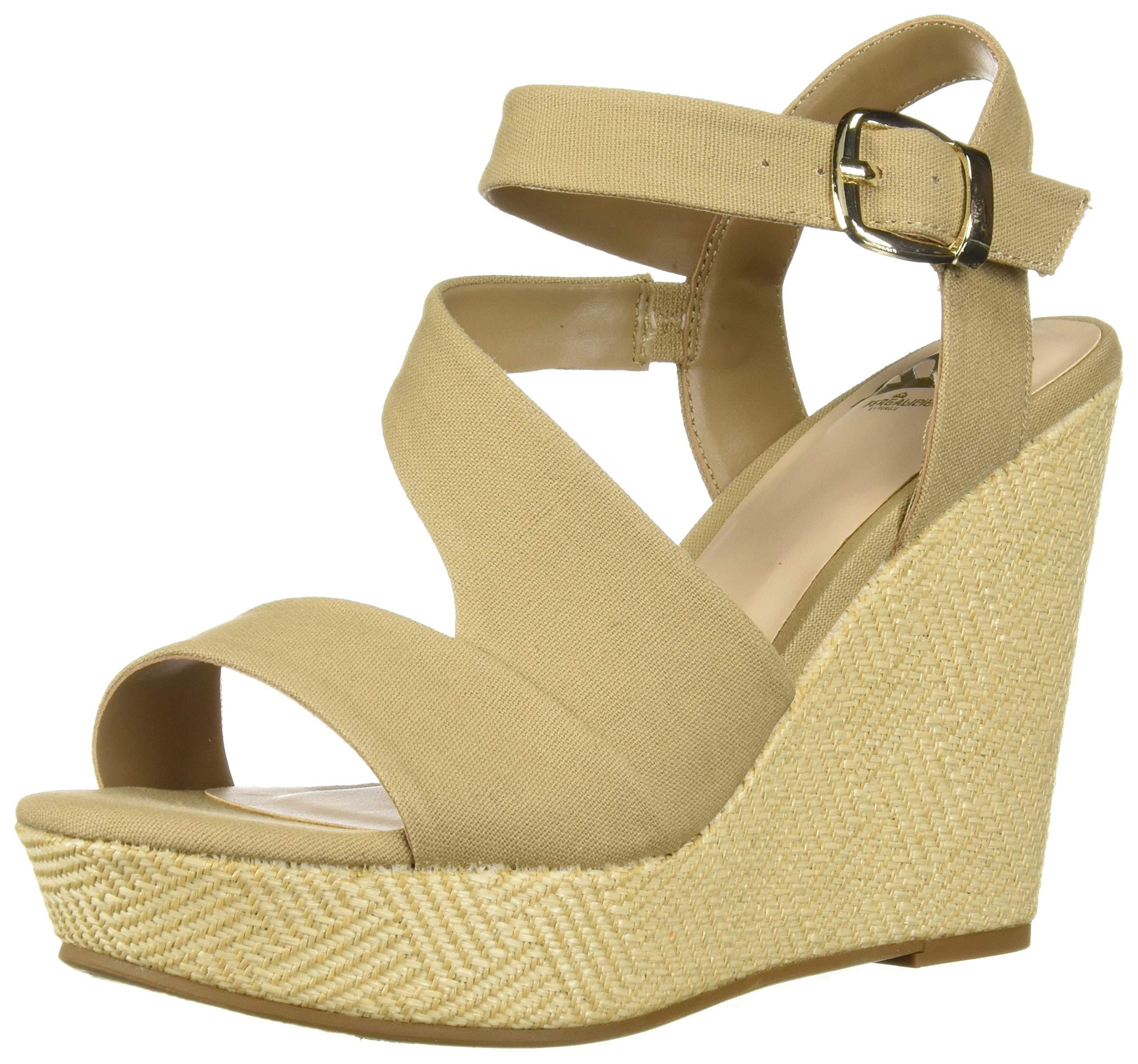 Fergalicious Womens Vantage Wedge Sandal