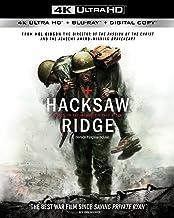 Hacksaw Ridge [4K Ultra HD + Blu-ray + Digital HD]