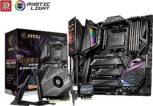 MSI Godlike AM4 AMD X570 ATX DDR4-SDRAM Motherboard