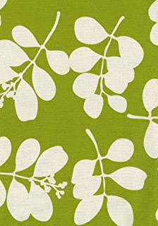 Dandi Organic 10 Seater Tablecloth, Succulent Citronelle Green