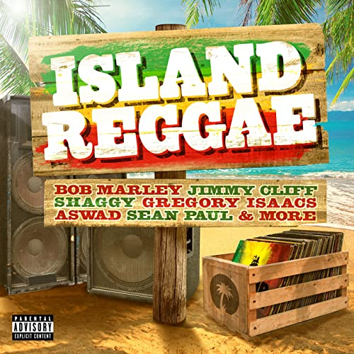 Island Reggae [Explicit] by Various artists on Amazon Music