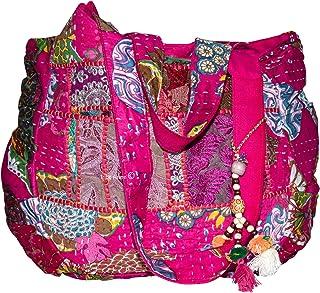 Tribe Azure Fair Trade Umhängetaschen aus Baumwolle für Frauen