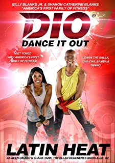 Dance It Out: Latin Heat