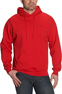 Fruit of the Loom Men's Pull-over Classic Hooded Sweat
