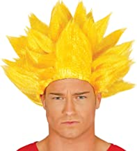 Amazon.es: disfraz goku peluca