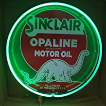 Oldsmobile Service Neon Sign  Oldsmobile Sign  Neon Signs  Garage Signs for Men  Garage Signs for Him  Man Cave Sign  Garage Signs