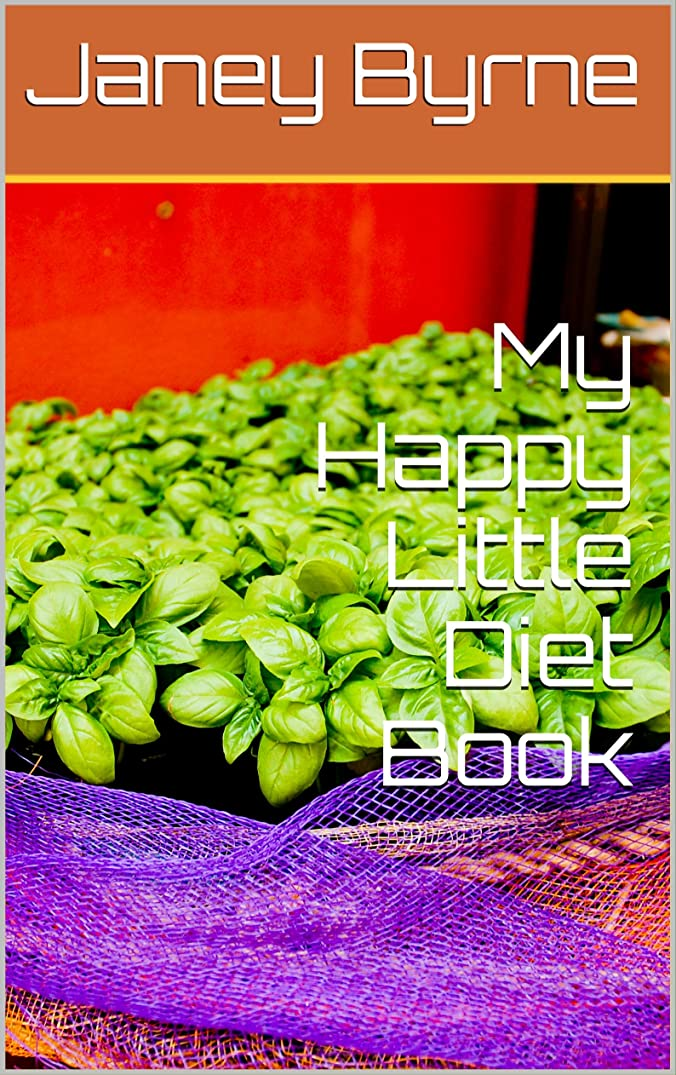 My Happy Little Diet Book (English Edition)