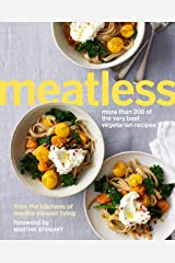 Meatless: More Than 200 of the Very Best Vegetarian Recipes: A Cookbook Paperback