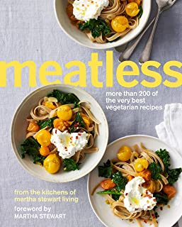 Meatless: More Than 200 of the Very Best Vegetarian Recipes: A Cookbook