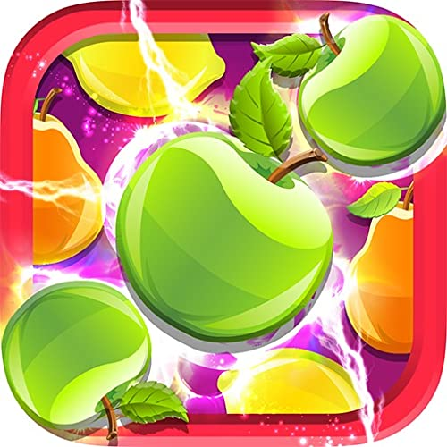Fruit Crush Paradise - Fruit Adventure Mania In Mystery Puzzle Game