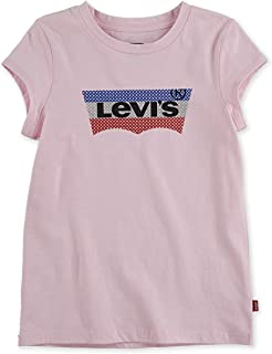 Levi's Girls' Embellished Batwing T-Shirt