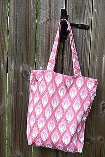 5b59de0e5 Amazon.com: Pink - Totes / Handbags & Shoulder Bags: Handmade Products