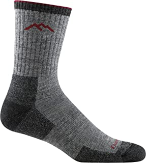 Darn Tough unisex Hiker Merino Wool Micro Crew Socks Cushion