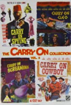 Carry On Collection Vol.3 Spying / Cleo / Screaming / Cowboy