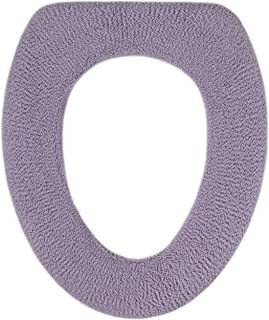Warm-n-Comfy Cloth Toilet Seat Cover