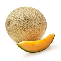 Organic Cantaloupe, One Medium