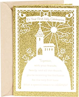 DaySpring Holy Communion Card (It's Your First Holy Communion)