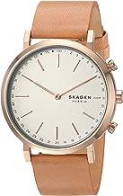 (Renewed) Skagen Analog White Dial Women's Watch - SKT1204