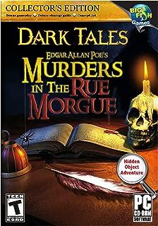 Dark Tales: Edgar Allan Poe's Murders in the Rue Morgue- Collector's Edition