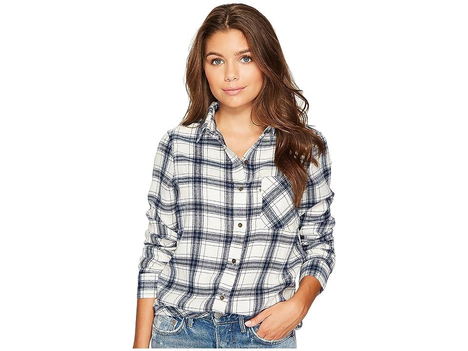 Rip Curl Mystic River Shirt (Vanilla) Women