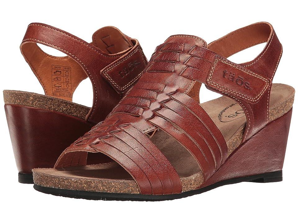 Taos Footwear Tradition (Cognac) Women