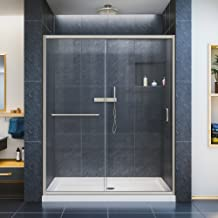 60 Inch Shower Door
