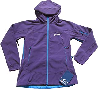 jorasse II 420716 Hooded Soft Shell Womens Jacket Coat