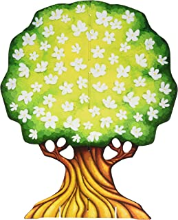 3-D Wedding/Anniversary Money Tree (slotted to hold money) Party Accessory (1 count) (1/Pkg)