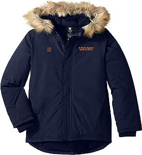 chicago bears heavyweight jacket
