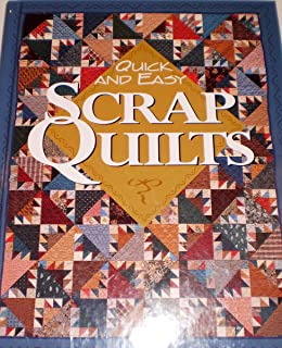 Quick and Easy Scrap Quilts (For the Love of Quilting series)