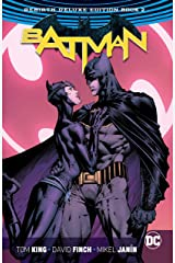 Batman: The Rebirth Deluxe Edition - Book 2 (Batman (2016-)) Kindle Edition