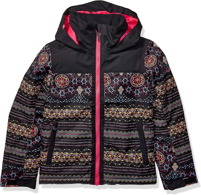 Roxy Girls Delski Snow Jacket for Girls 8-16 Ergtj03081