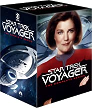 star trek voyager complete dvd set