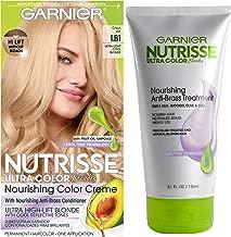 Best garnier ultra light cool blonde Reviews