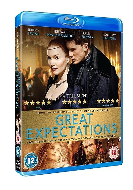 Amazon Com Great Expectations Blu Ray 2012 Peliculas Y Tv
