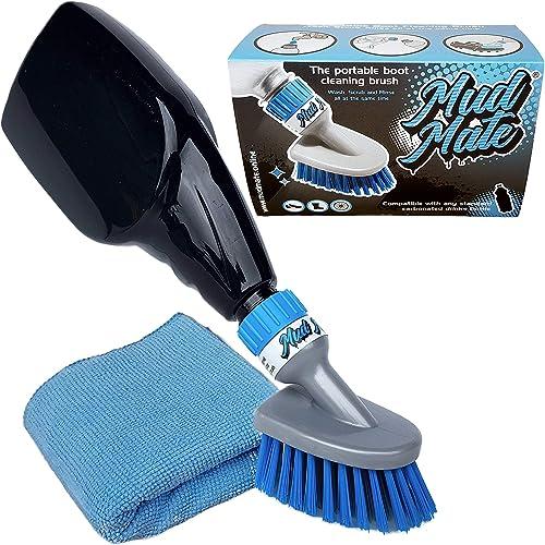 Mud Mate L'incroyable brosse de nettoyage pour bottes de football Pour nettoyer la boue de tous les types de chaussur...