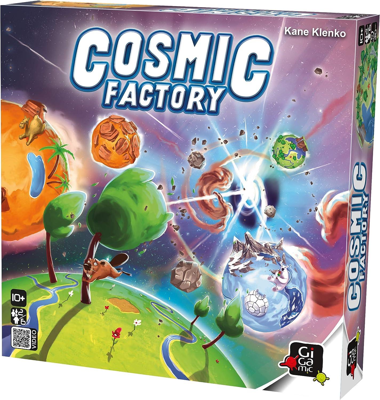 Gigamic Cosmic Factory, Good B07L3KCV7P Schön geformt     | Günstigen Preis