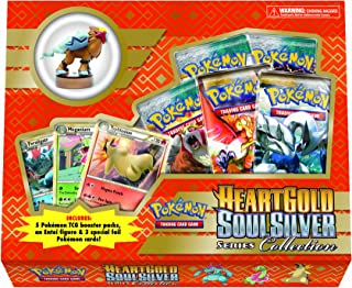 Pokémon Trading Card Game HeartGold & SoulSilver Series Collector Box