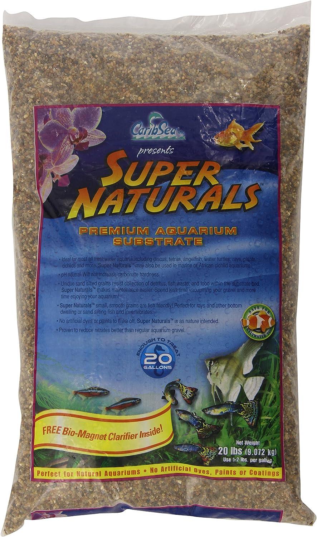 Super sale Carib Sea SuperNaturals Max 74% OFF River 20LB Peace