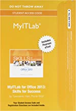 MyLab IT with Pearson eText -- Access Card -- for Skills for Success with Office 2013