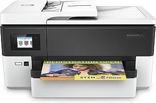 HP 惠普 OfficeJet Pro A3多功能打印机(A3,打印机,扫描仪,复印机,传真机,WLAN,双面打印机,支援 Apple Airprint)白色 Schwarz, Wei? 250 Blatt Papierfach