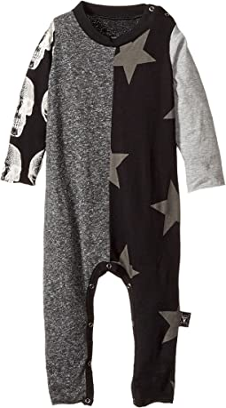 Nununu - Quilt Playsuit (Infant)