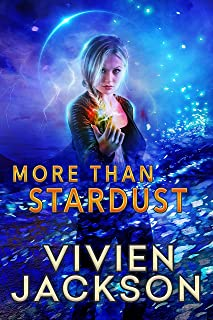 More Than Stardust (Wanted and Wired Book 3)