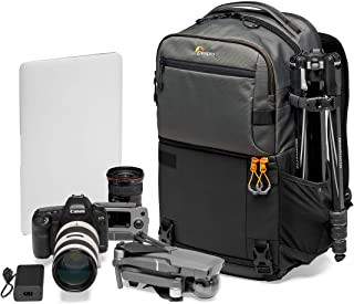 Lowepro Fastpack PRO BP 250 AW III Mirrorless and DSLR Camera Backpack, QuickDoor Access Camera Bag Insert, 15 inch Laptop...