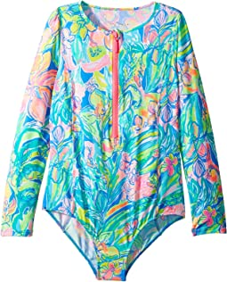 UPF 50+ Alaina Swimsuit (Toddler/Little Kids/Big Kids)