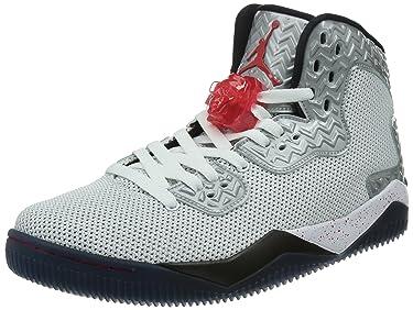 Jordan Nike Men's Air Spike Forty PE Basketball Shoe