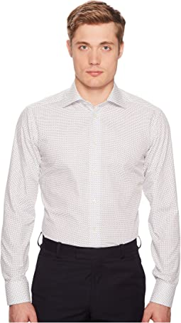 Eton - Slim Fit Polka Dot Shirt