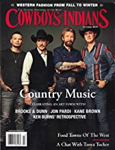 COWBOYS & INDIANS Magazine (October, 2019) BROOKS & DUNN, JON PARDI & KANE BROWN Cover, Ken Burns Retrospective
