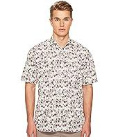 eleventy - Oversized Flower Print Shirt